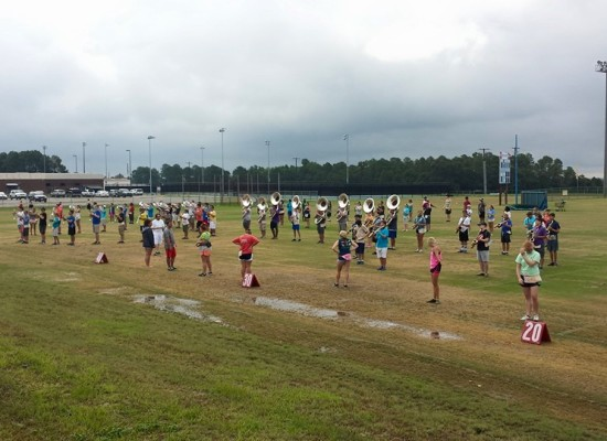 From Band Camp To Marching Season