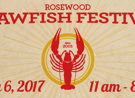 VOLUNTEERS STILL NEEDED FOR THE CRAWFISH FESTIVAL – SAT. MAY 6