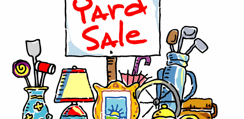 Planning To Participate In The Yard Sale?