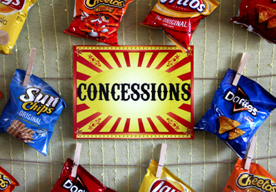 Concessions Help Is Needed