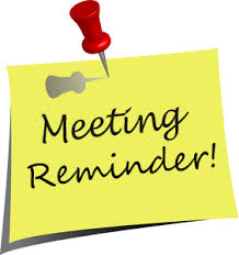 Band Booster meeting is Monday, January 18th @ 7pm