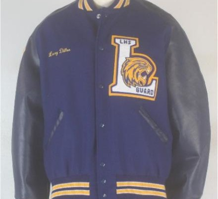 ORDER YOUR LETTER JACKET BY 11/7 FOR CHRISTMAS DELIVERY